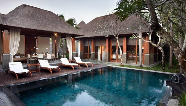 Kayana Seminyak - Two Bedroom Villa - Pool Area