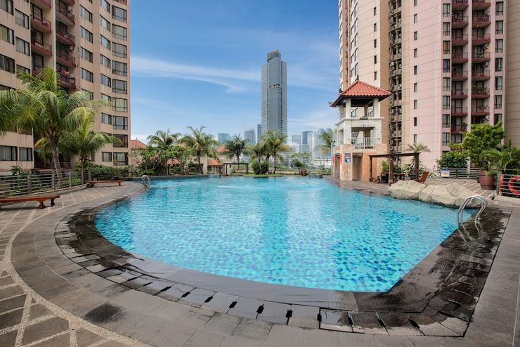 Aston Rasuna - Outdoor Pool