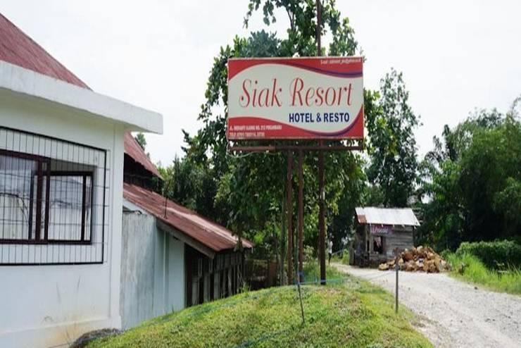 Siak Resort Pekanbaru - Eksterior