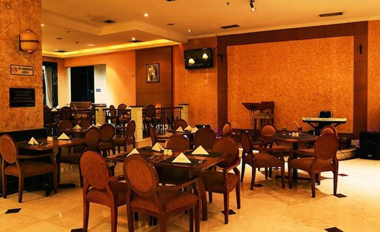 Tinggal Premium at Kemanggisan Jakarta - Restoran