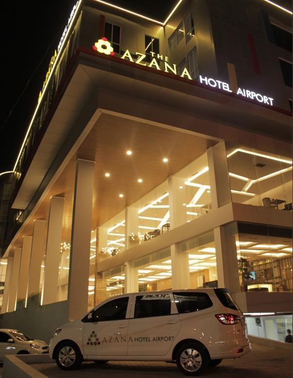 The Azana Hotel Airport Semarang Semarang - buillding