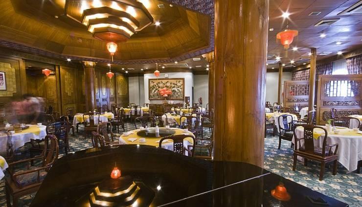 Bali Dynasty Resort Bali - Golden Lotus Chinese Restaurant