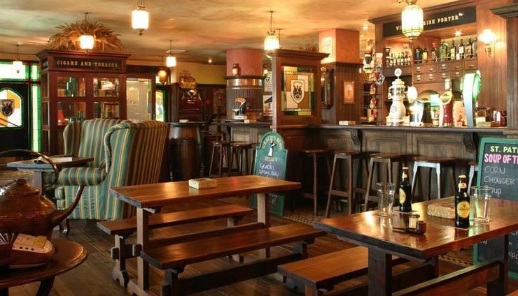 Bali Dynasty Resort Bali - Gracie Kelly's Irish Pub