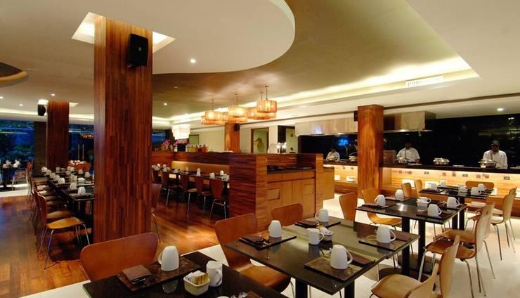 Bali Dynasty Resort Bali - Restoran SEN5ENS