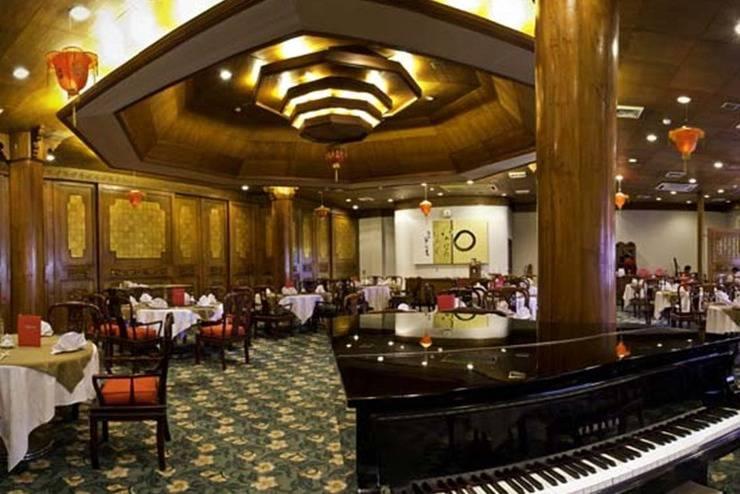 Bali Dynasty Resort Bali - Restoran