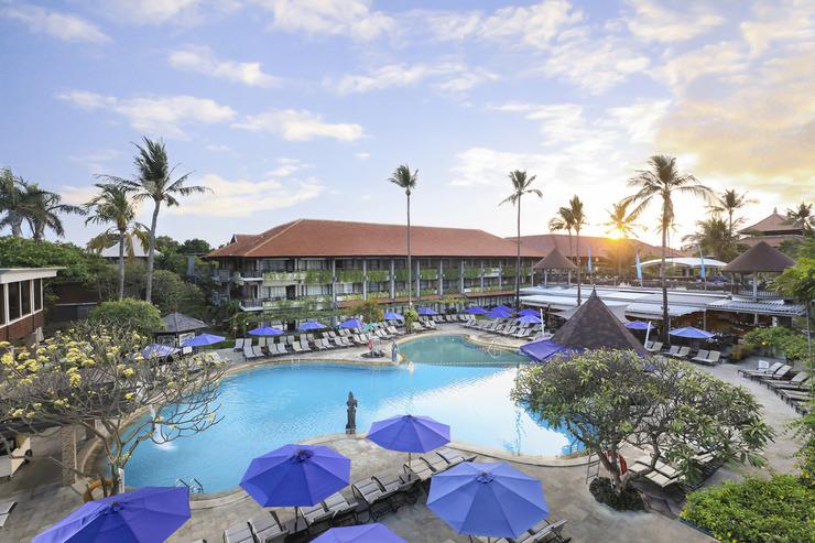 Bali Dynasty Resort Bali - Kolam Renang Utama