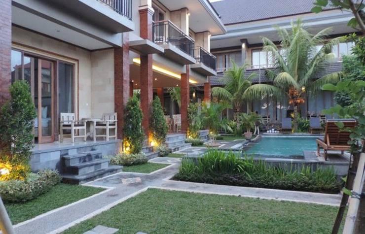 Batu Empug Ubud Bali - Eksterior