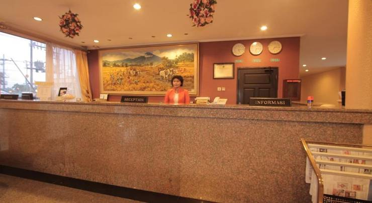 Hotel Sinar 2 Surabaya - Lobby1