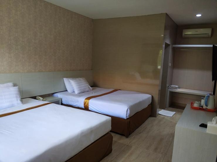 Hotel Sinar 2 Surabaya - STANDARD 2 BED BESAR