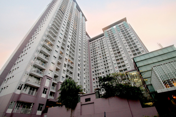 The Lavande Residence Jakarta - Building