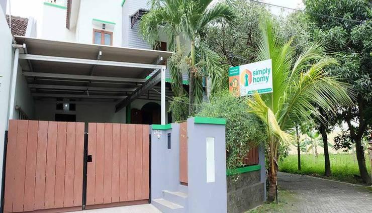 Simply Homy Guest House Pogung UGM Yogyakarta - Exterior
