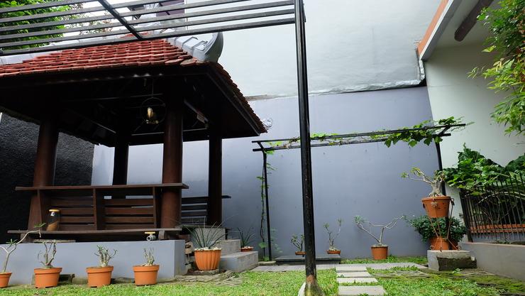Simply Homy Guest House Pogung UGM Yogyakarta - Gazebo