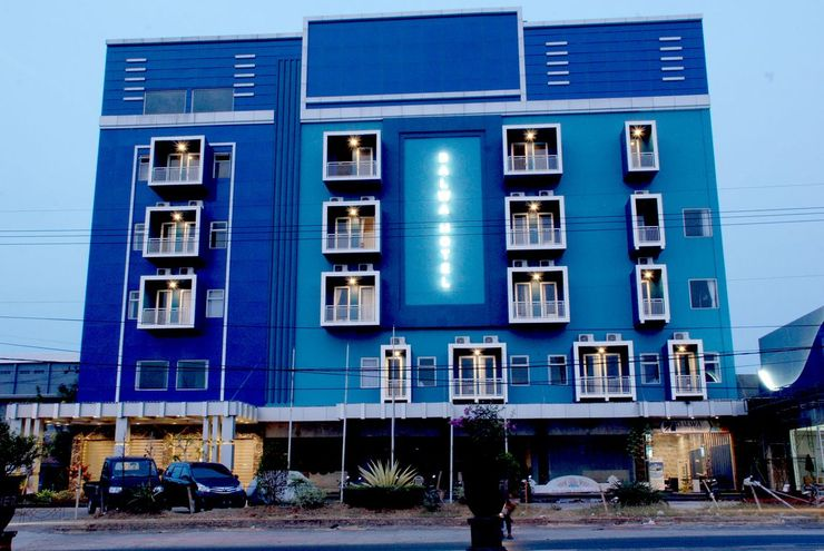 Dalwa Hotel Syariah Pasuruan - exterior