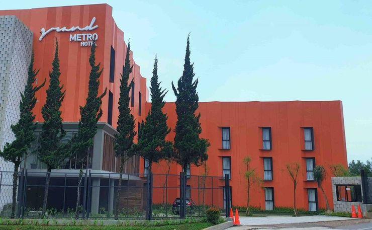 Grand Metro Hotel Puncak Cianjur - Appearance