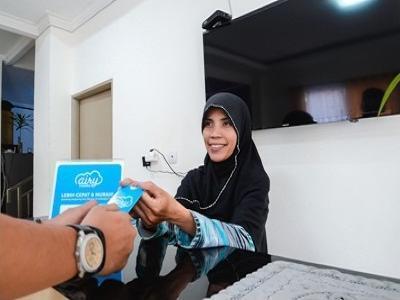 Airy Syariah Sadang Serang Titiran 26 Bandung - Receptionist