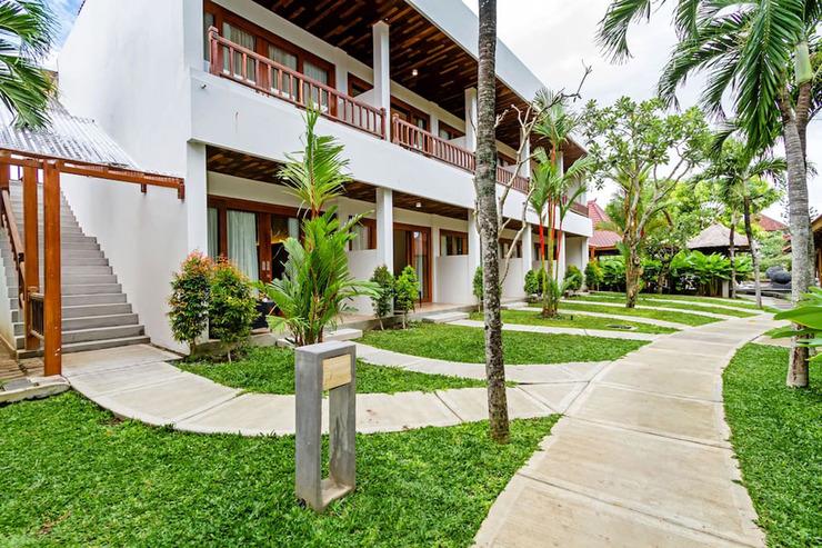 Kashantee Village Bali - Facade
