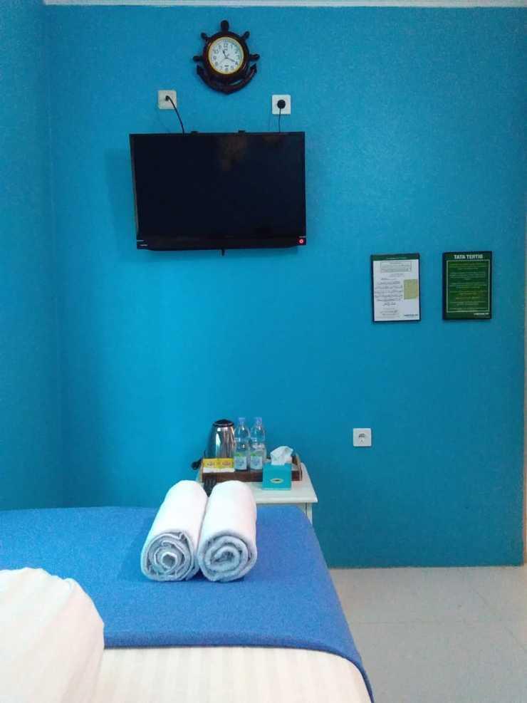 Kampoeng Air Resort (Syariah) Majalengka - Bedroom