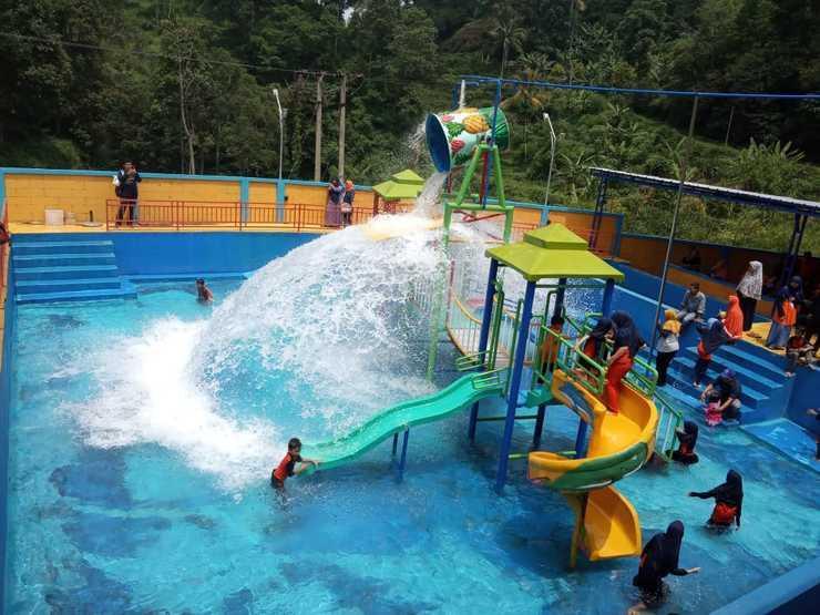 Kampoeng Air Resort (Syariah) Majalengka - Facilities