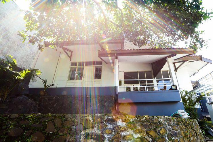 Cisitu Valley Villa Bandung - Facade