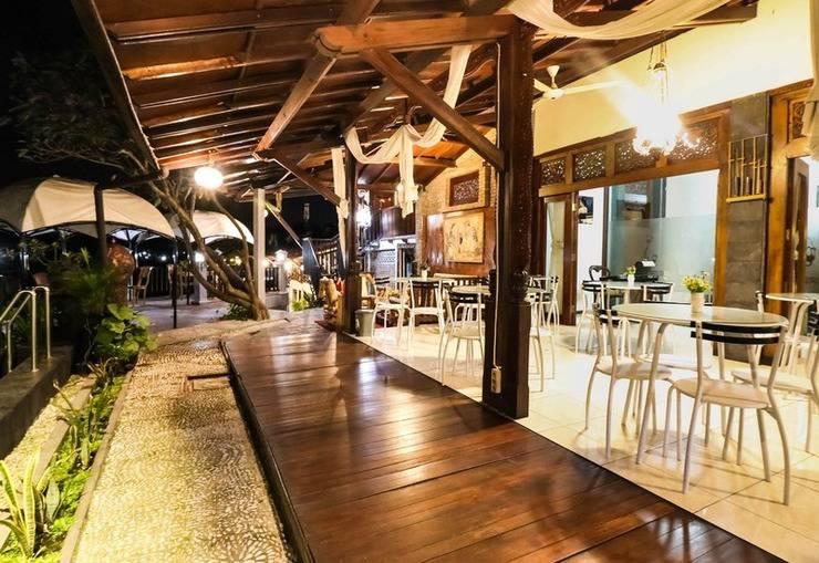 NIDA Rooms Mataram Bumi Affandi Jogja - Restoran