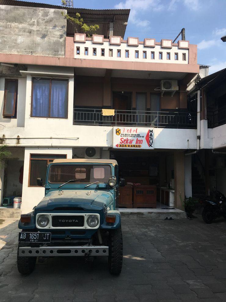 Kalingga Sekar Yogyakarta - Exterior