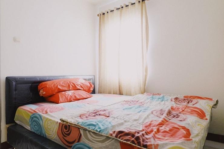 Apartment Gateway A. Yani By Prisma Utama Bandung - kamar tidur