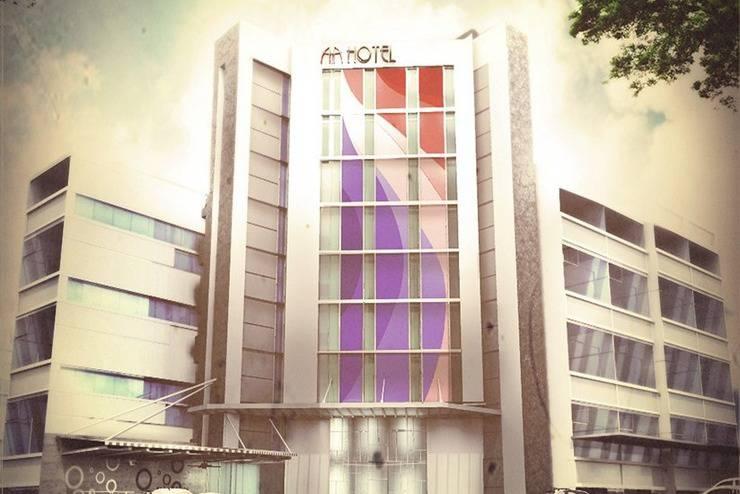 ATA Hotel Kedoya - Tampilan Luar Hotel