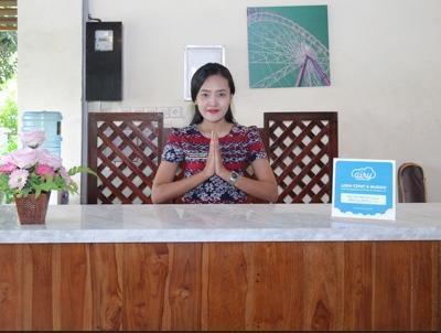 Airy Jogonalan Dukuh Karang Klaten - Lobby