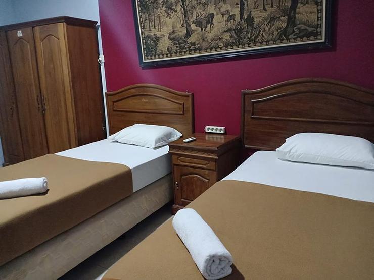 Wisma Dewi Sartika Jakarta - Guest room