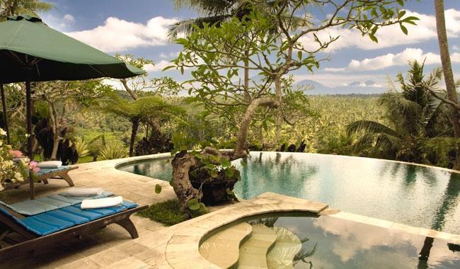 Sayan Terrace Resort Bali - Kolam Renang