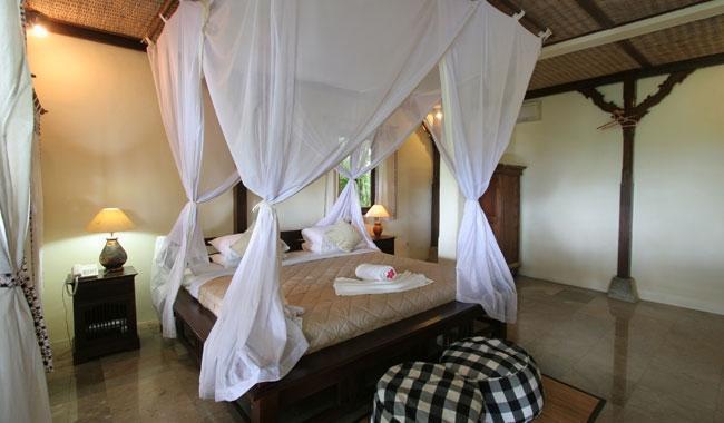 Sayan Terrace Resort Bali - Kamar Tamu