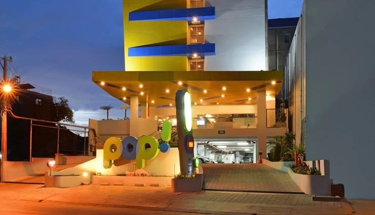 POP! Hotel Banjarmasin - Hotel exterior building