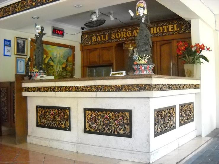 Bali Sorgawi Hotel Bali - interior