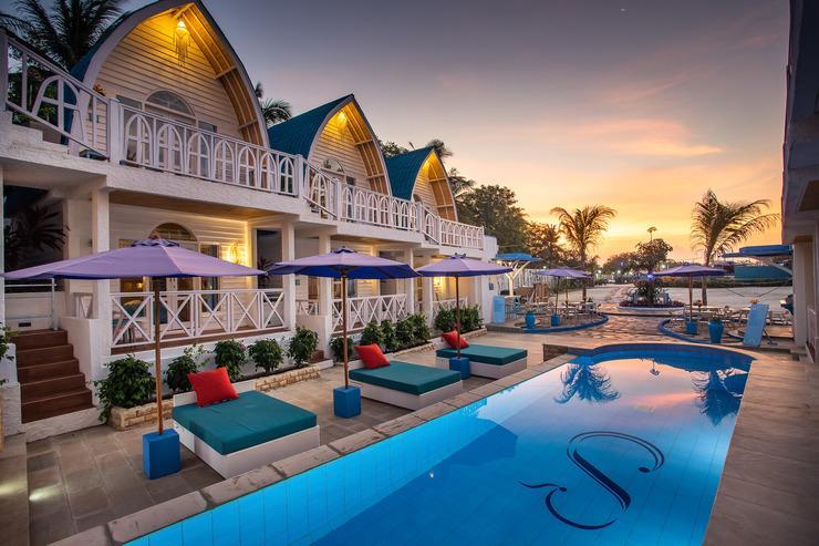 Santorini Beach Resort Lombok - Santorini Beach Resort