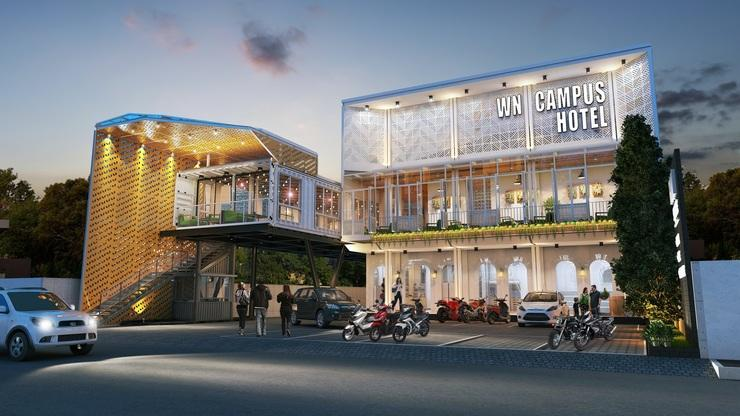 Hotel Wisata Niaga Campus Purwokerto - Hotel Wisata Niaga Campus