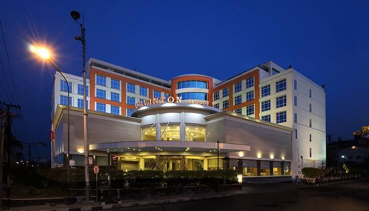 Cavinton Hotel Yogyakarta - EXTERIOR