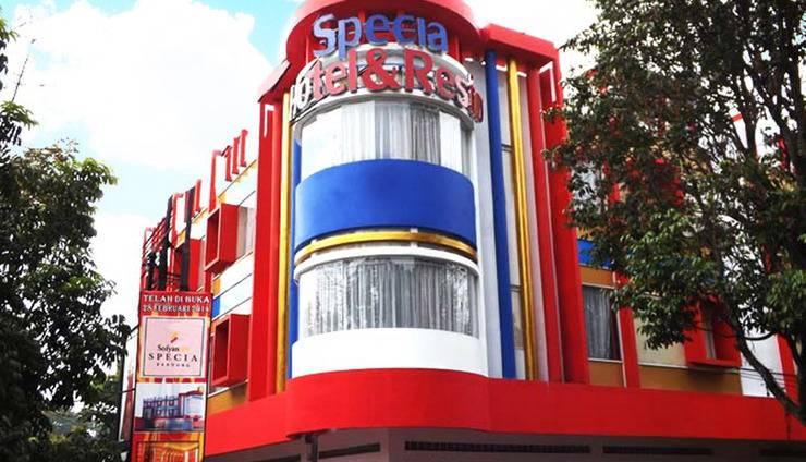 Sofyan Inn Specia  Bandung - Eksterior