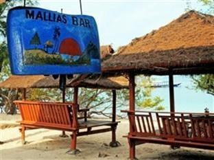 Mallias Bungalows Lombok -
