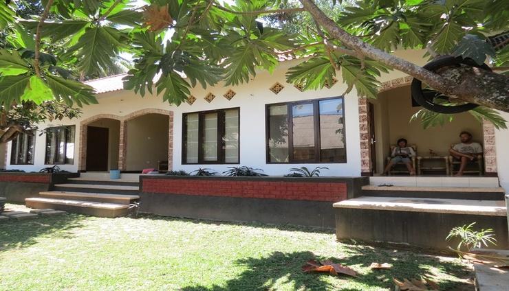 Kuta Circle Homestay Lombok - Facade
