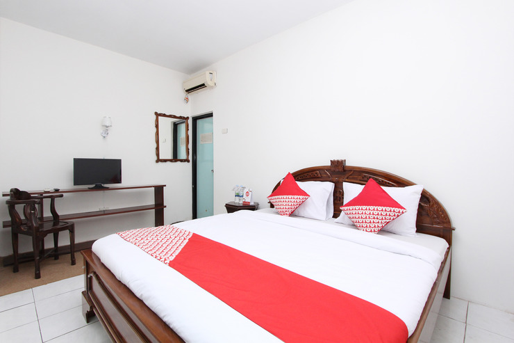 OYO 434 Hotel Parahiyangan Bandar Lampung - Bedroom