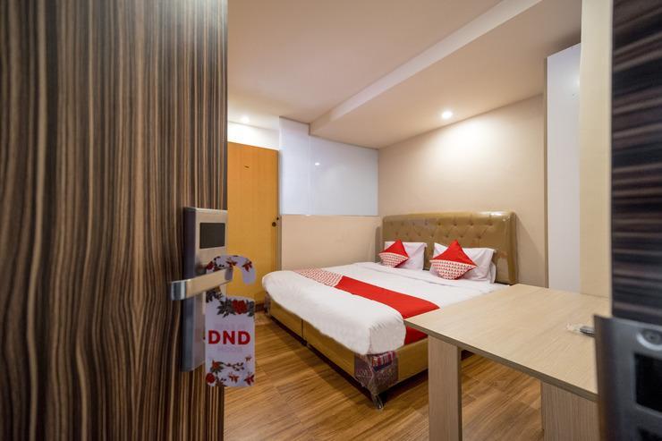 OYO 291 Medan City Syariah Medan - Bedroom