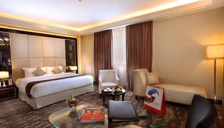 Swiss-Belhotel Harbour Bay Batam - SBHB Grand Deluxe Room