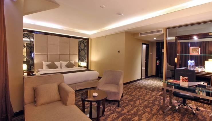 Swiss-Belhotel Harbour Bay Batam - kamar tidur