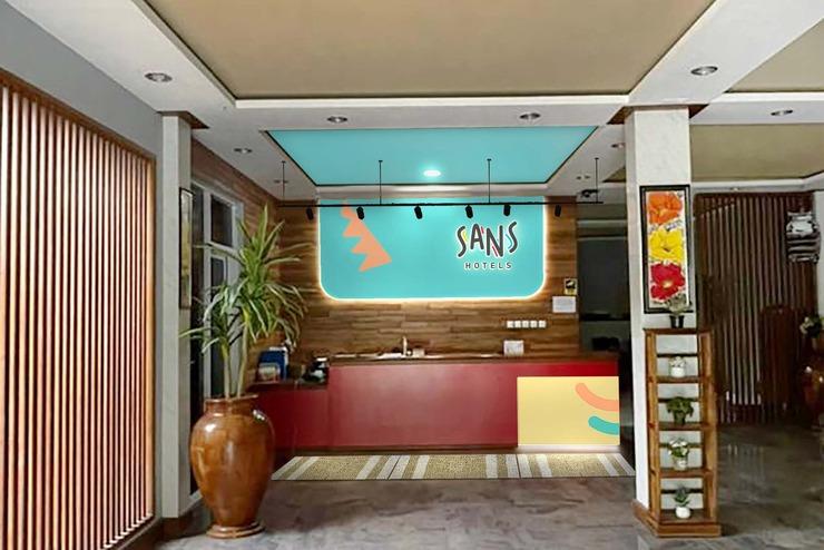 Sans Hotel Budaya Cirebon Cirebon - Photo