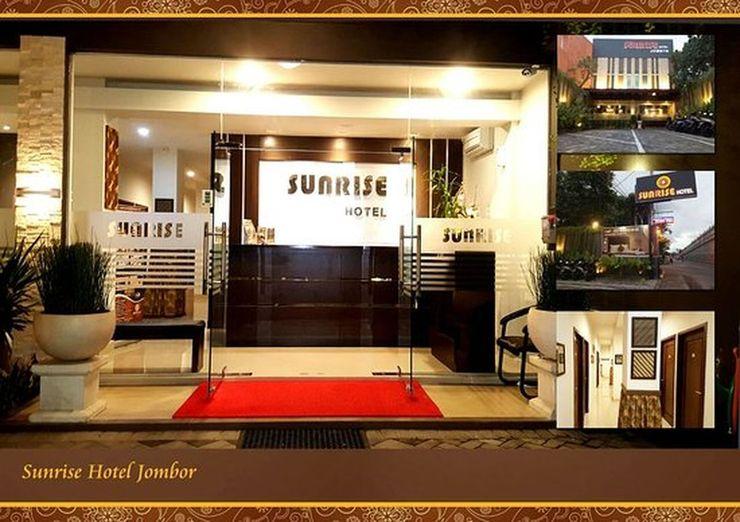 Sunrise Hotel Jombor Jogja - Exterior