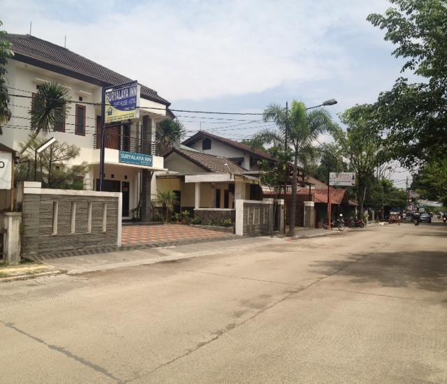 Suryalaya Inn Guest House Bandung - Exterior