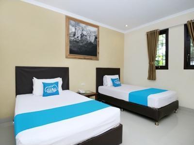 Airy Eco Urip Sumoharjo Gang Prajurit 1 Bandar Lampung - Standard Twin