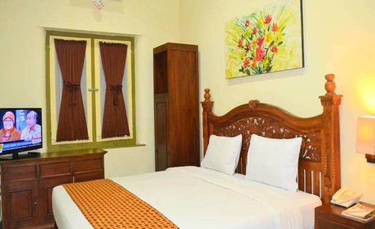 The Kresna Hotel Yogyakarta - Kamar tamu