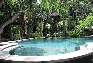 Pendawa Gapura Hotel Bali - Kolam Renang