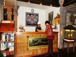 Pendawa Gapura Hotel Bali - Resepsionis